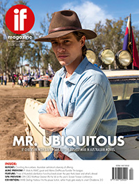 If Magazine Cover